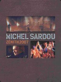 Cover Michel Sardou - Zénith 2007 [DVD]